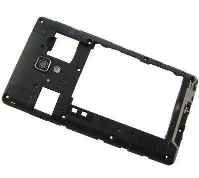 Runko LG P710 Optimus L7 II musta