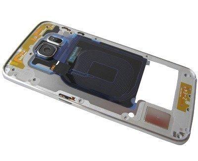 Runko Samsung SM-G925 Galaxy S6 Edge musta