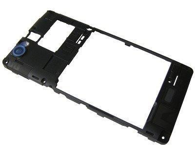 Runko Sony C1904/ C1905 Xperia M musta