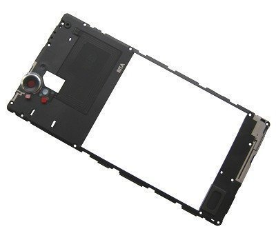 Runko Sony D5322 Xperia T2 Ultra Dual musta