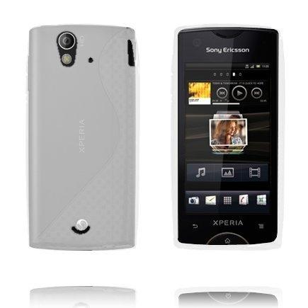 S-Line Kirkas Sony Ericsson Xperia Ray Suojakuori