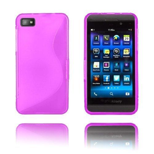 S-Line Pinkki Blackberry Z10 Suojakuori