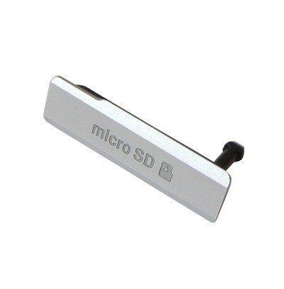 SD kansi Sony C6902/ C6903/ C6906 Xperia Z1 valkoinen