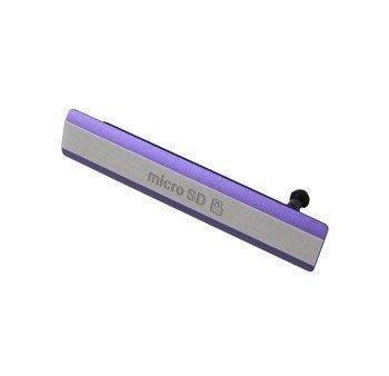 SD kansi Sony D6502/ D6503/ D6543/ L50w Xperia Z2 purple
