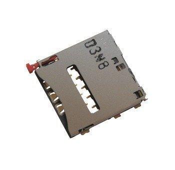 SIM Kortti Lukija Sony C6802 / C6833 Xperia Z Ultra / C6902 / C6903 / C6943 Xperia Z1 / Xperia Z1 Compact D5503 / D6502 / D6503 / D6543 Xperia Z2/ D5788 Xperia J1 Compact