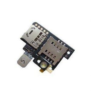 SIM ja MicroSD Kortti Lukija kaapelilla LG P990 Optimus Speed