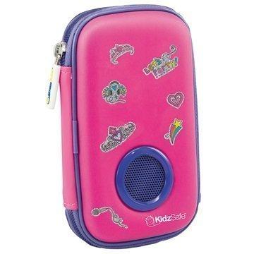 SMS Audio KidzSafe D.I.Y. Kaiuttimellinen Kotelo Pinkki