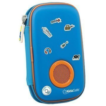 SMS Audio KidzSafe D.I.Y. Kaiuttimellinen Kotelo Sininen