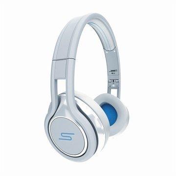 SMS Audio STREET by 50 Langalliset On-Ear Kuulokkeet Valkoinen