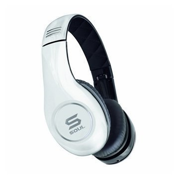 SOUL SL150 Headphones White / Black