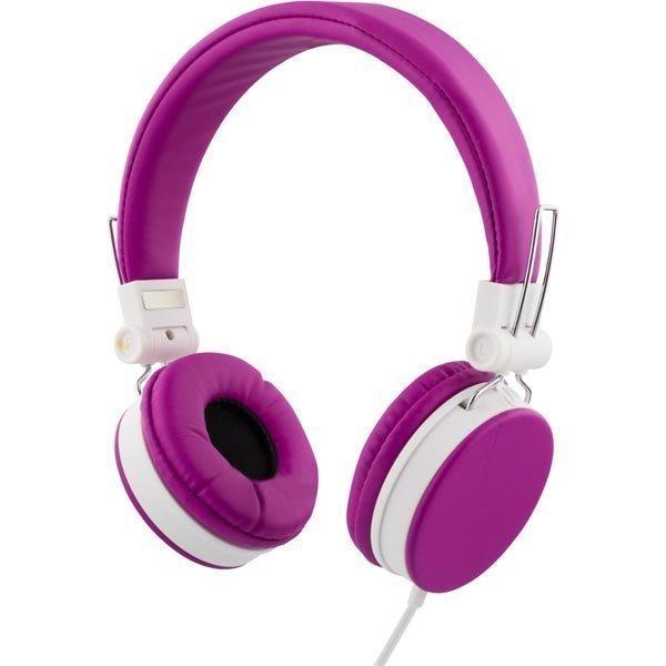 STREETZ headset iPhonelle mikrofoni noisecancelling 1 5m vaal.pun