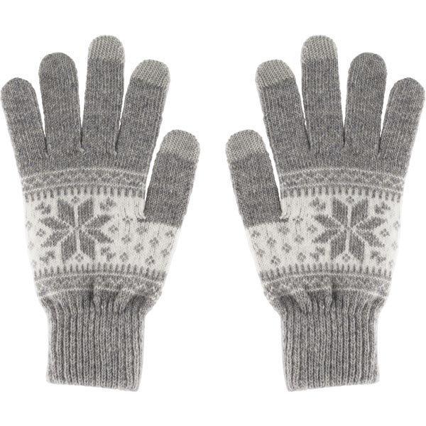 STREETZ sormikkaat kosketusnäytöille large harmaa