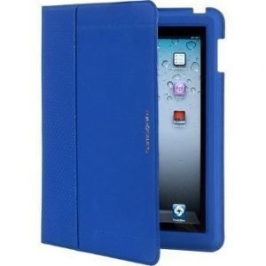 Samsonite Tabzone Ultra Slim Case for iPad 3 & 4 Blue
