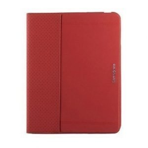 Samsonite Tabzone Ultra Slim Case for iPad 3 & 4 Red