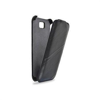 Samsung Ativ S I8750 StarCase Roma Nahkainen Läppäkotelo Musta