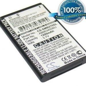 Samsung B2700 GT-B2700 akku 1200 mAh