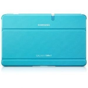 Samsung Book Cover Case for Galaxy Tab2 10.1'' Light Blue