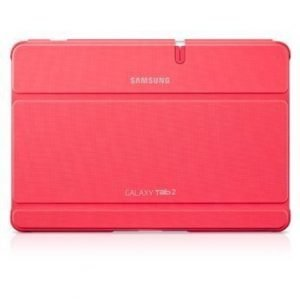Samsung Book Cover Case for Galaxy Tab2 10.1'' Pink