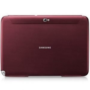 Samsung Book Cover Case for Galaxy Tab2 10.1'' Red