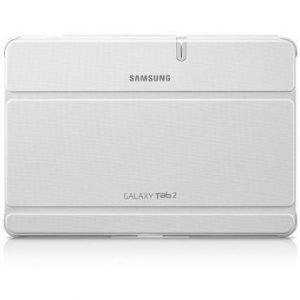 Samsung Book Cover Case for Galaxy Tab2 10.1'' White