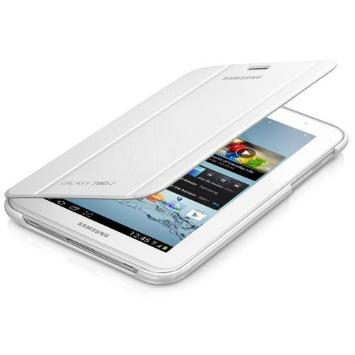 Samsung Book Cover Case for Galaxy Tab2 7.0'''' White