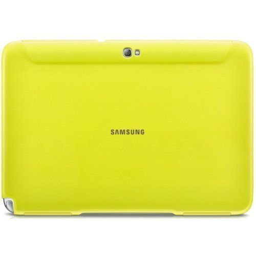 Samsung Book Cover for Note 10.1'' Yellow / Mint