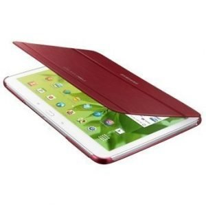 Samsung Book Cover for Tab 3 10.1'' (GT-P5210 & 5220) Garnet Red