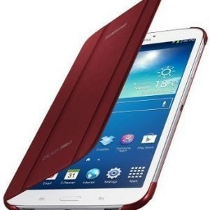 Samsung Book Cover for Tab 3 8.0'' Garnet Red