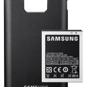 Samsung Extended Batterykit Galaxy S II Black