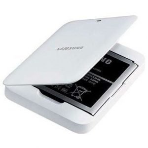 Samsung Extra Battery Kit for Galaxy S4 White