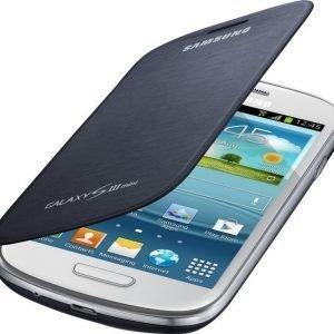 Samsung Flip Cover Galaxy S III mini Blue