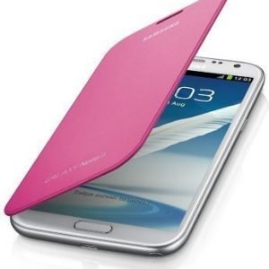 Samsung Flip Cover for Galaxy Note II Pink