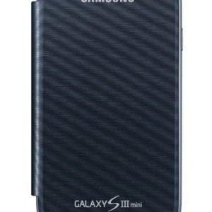 Samsung Flip Cover for Galaxy S III Mini Blue