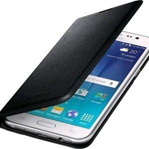 Samsung Flip Wallet Galaxy J5 (2016) Black