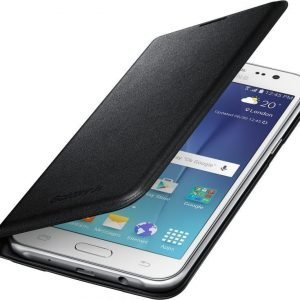 Samsung Flip Wallet Galaxy J5 Black