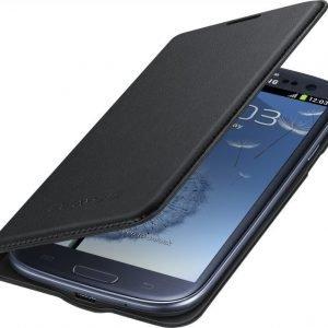 Samsung Flip Wallet Galaxy S III Black