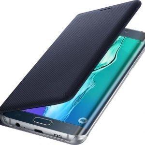 Samsung Flip Wallet Galaxy S6 Edge+ Black