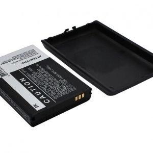 Samsung GT-I8700 Omnia 7 tehoakku erillisellä laajennetulla takakannella 2400 mAh