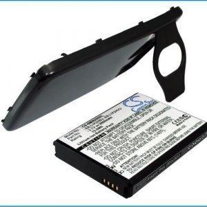 Samsung GT-i9250 Nexus Prime Galaxy Nexus tehoakku 3500 mAh laajennetulla takakannella
