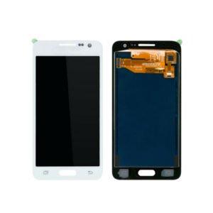 Samsung Galaxy A3 2015 Näyttö Valkoinen