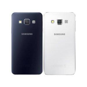 Samsung Galaxy A3 2015 Takakansi Musta