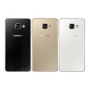 Samsung Galaxy A3 2016 Takakansi Musta