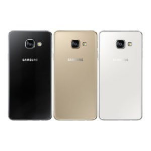 Samsung Galaxy A3 2016 Takakansi Pinkki