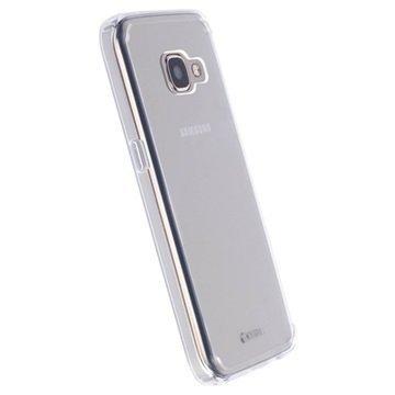 Samsung Galaxy A3 (2017) Krusell Bovik Kotelo Läpinäkyvä