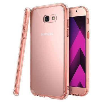 Samsung Galaxy A3 (2017) Ringke Fusion Case Rose Gold