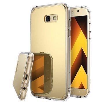 Samsung Galaxy A3 (2017) Ringke Mirror Case Gold