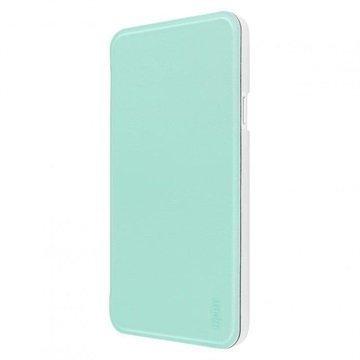 Samsung Galaxy A3 Artwizz SmartJacket Läppäkotelo Minttu