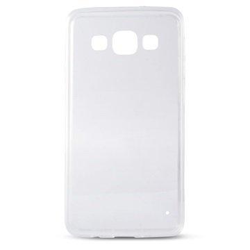 Samsung Galaxy A3 Ksix Ultrathin Fusion Kotelo Läpinäkyvä