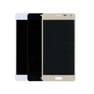 Samsung Galaxy A5 2015 Näyttö Musta