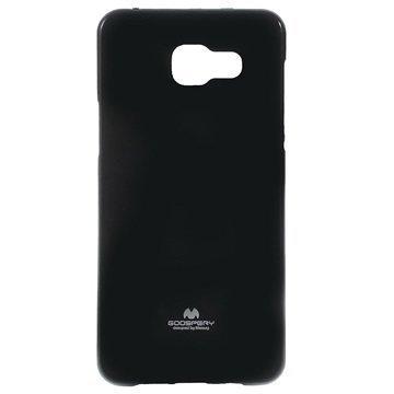 Samsung Galaxy A5 (2016) Mercury Goospery TPU Kotelo Musta